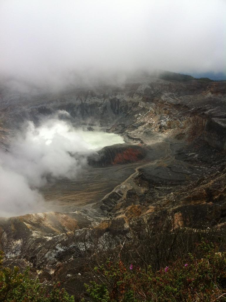 Poas Volcano - San Jose