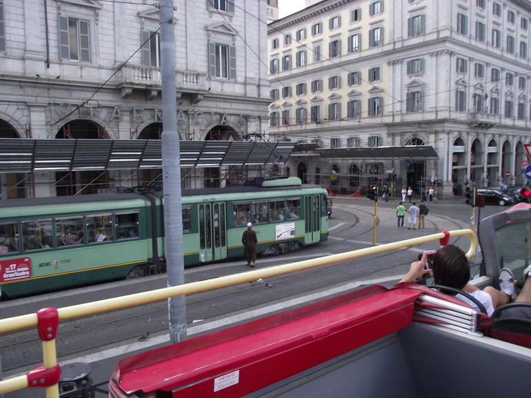 Rome tram - Rome