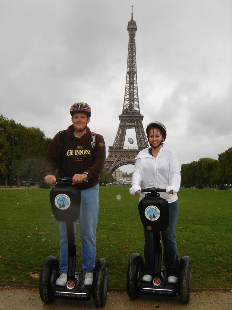 Segway in Paris - Paris