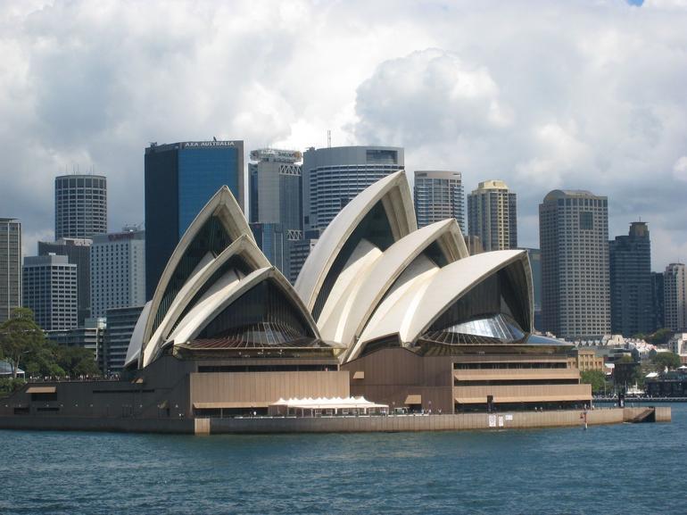 Sydney Opera House & CBD - Sydney