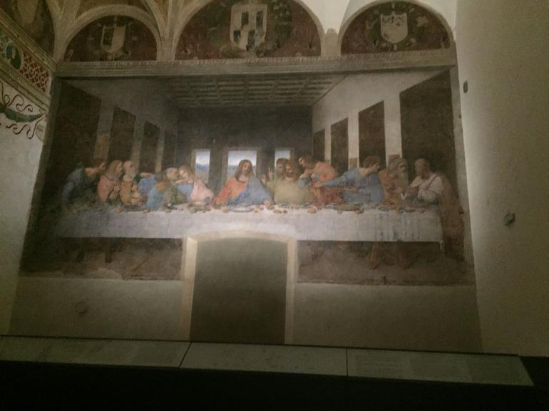 Best of Milan Walking Tour with Skip-the-Line to Duomo & 'Last Supper' photo 21