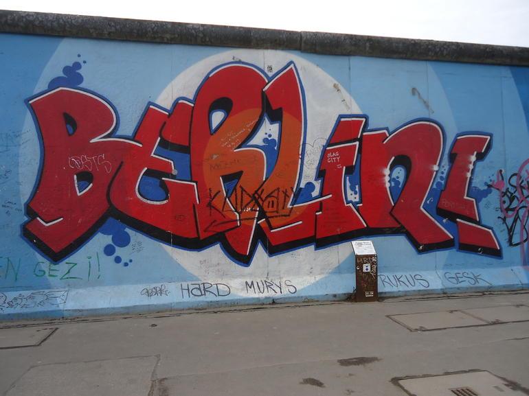 un bout du mur - Berlin
