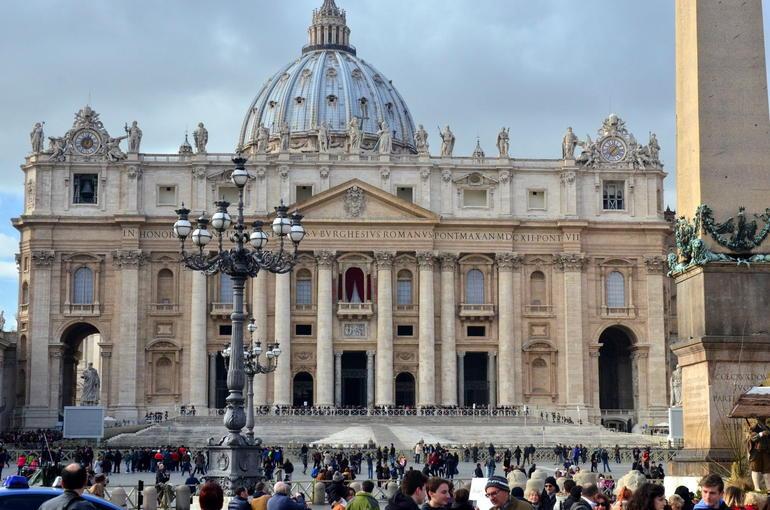 Vatican Pictures Dec 27th 2013 - Rome