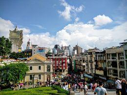 Macau Town , Ranjit P - July 2016