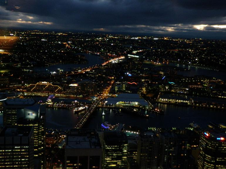 View from Sydney Tower - Sydney