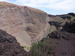 De krater van de vulkaan , arlette_van_oosterhout - July 2015
