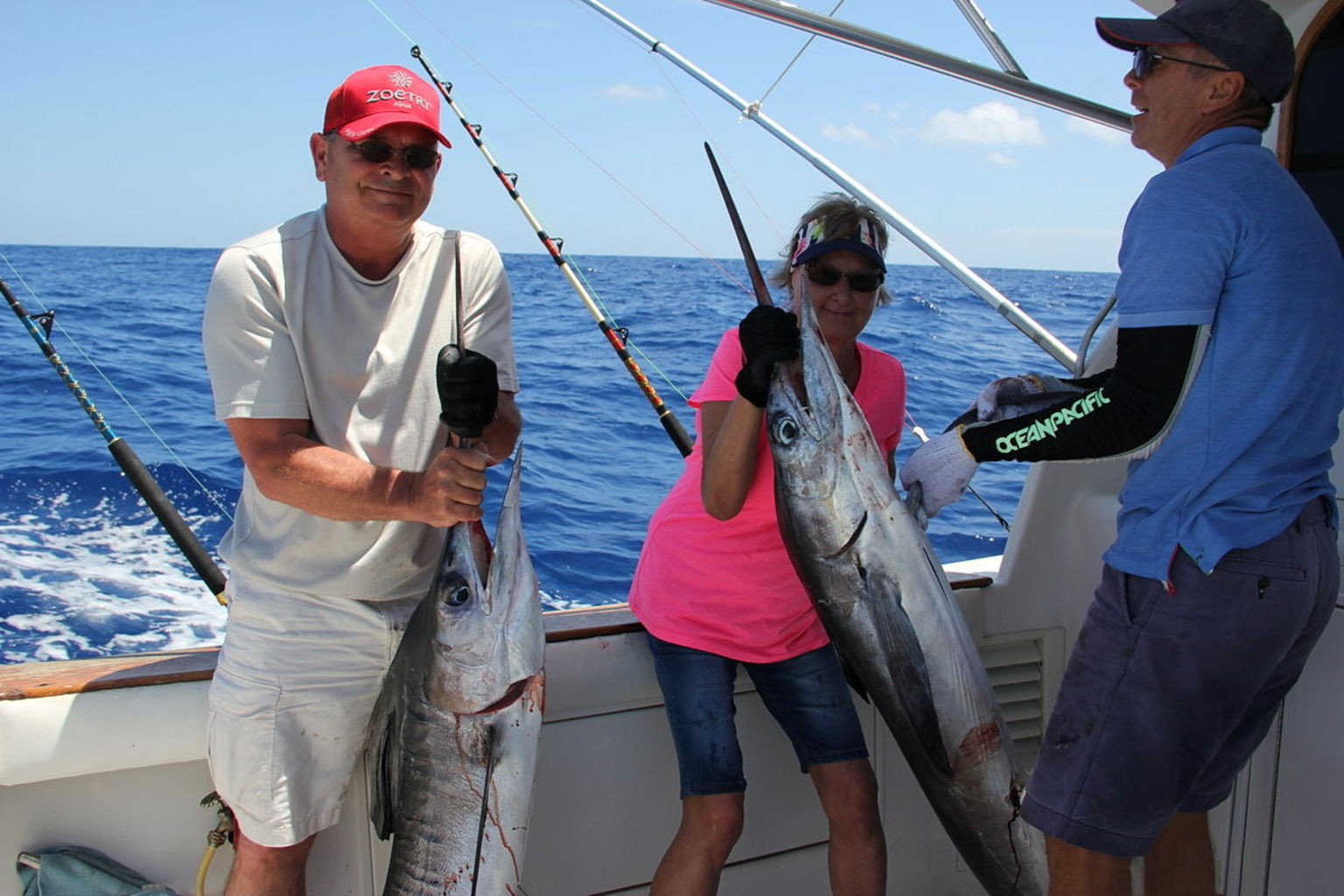 MORE PHOTOS, Punta Cana Private Fishing Charter