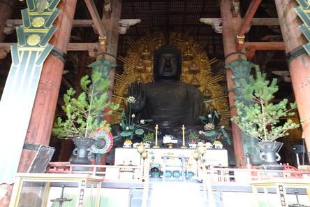 Nara Afternoon Tour of Todaiji Temple, Deer Park and ...
