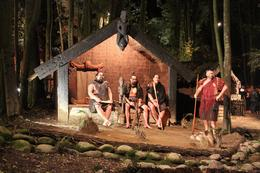 Tamaki Maori Village , Heather F - July 2017