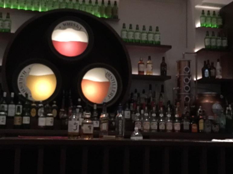 Japanese Whisky Tasting Experience at Local Bar in Tokyo photo 6