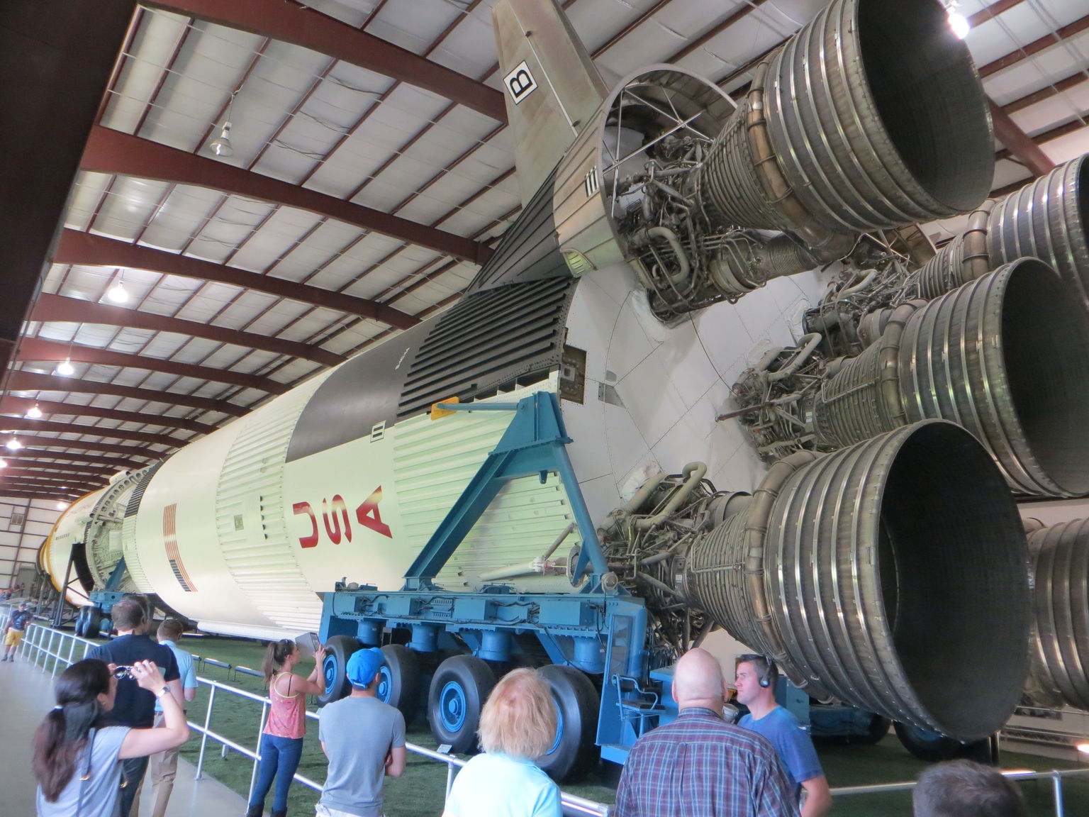 MÁS FOTOS, Tour turístico por el Centro Espacial de la NASA en y por la ciudad