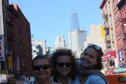mis hijas y yo viajabamos por nyc con skyline haciendo un tour , NURIA MARTIN CAROL - September 2014