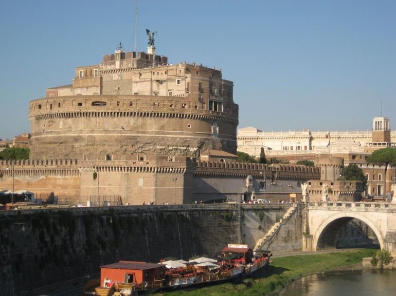 Castle Sant'Angelo - Rome