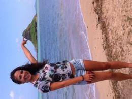 Located on the windward coast of Oahu , Cheryl M - September 2014