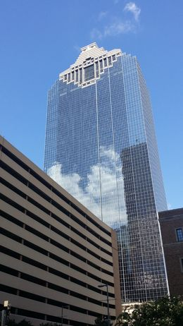 One of the tall building , Rebecca J M - August 2015