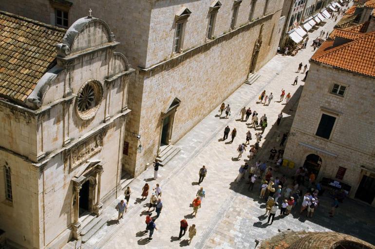 Dubrovnik Placa (Stradun) - Dubrovnik