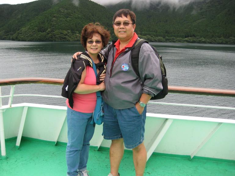 Ferry ride - Tokyo