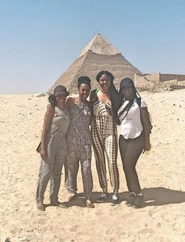 An experience of a lifetime , Zipporah S - July 2016