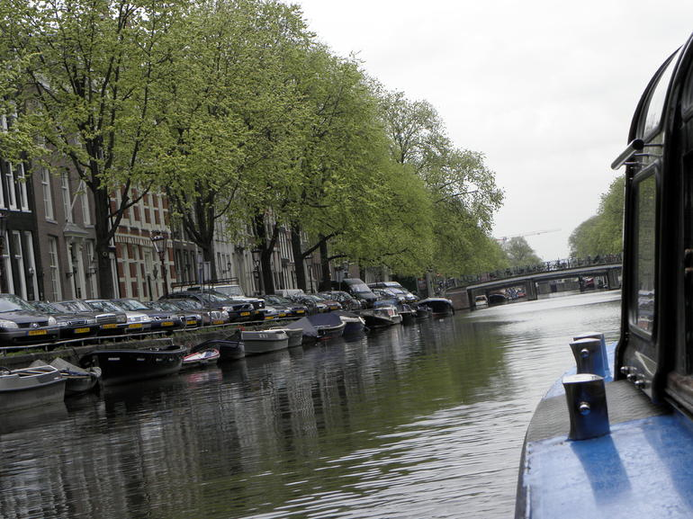 Highlights of Amsterdam Sightseeing Cruise - Amsterdam