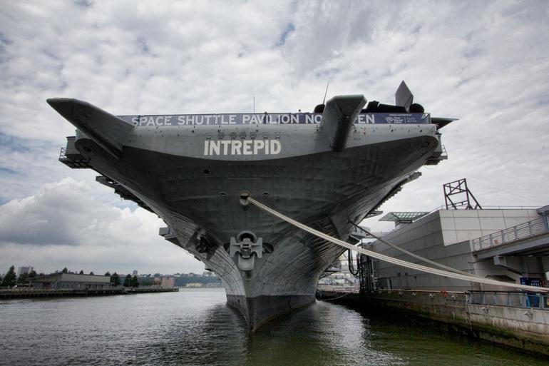 Intrepid Sea, Air & Space Museum - New York City