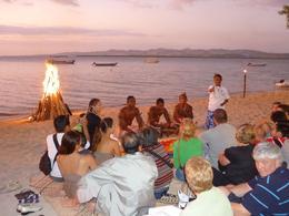 The kava ceremony - November 2009