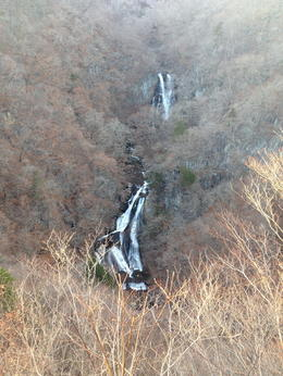 Beautiful view of the waterfall , Odalys R - January 2014
