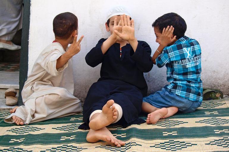 Marokkanische Jungs - Costa del Sol