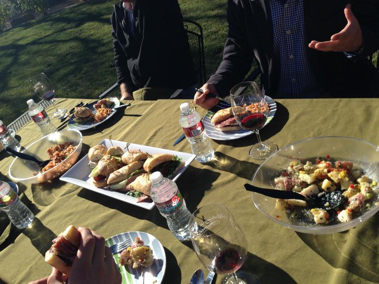 Napa Valley Wine Country Semi-Private Limo Tour - Napa & Sonoma