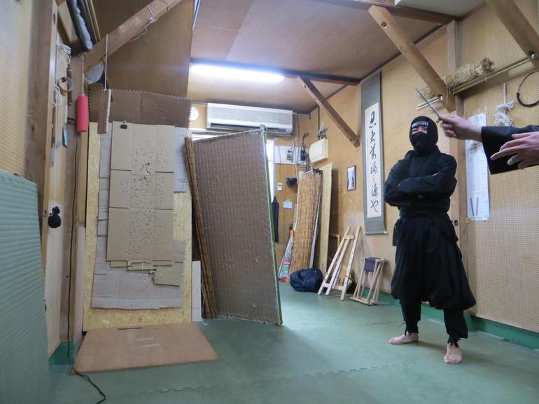 Ninja School: Ninja for a Day - Tokyo