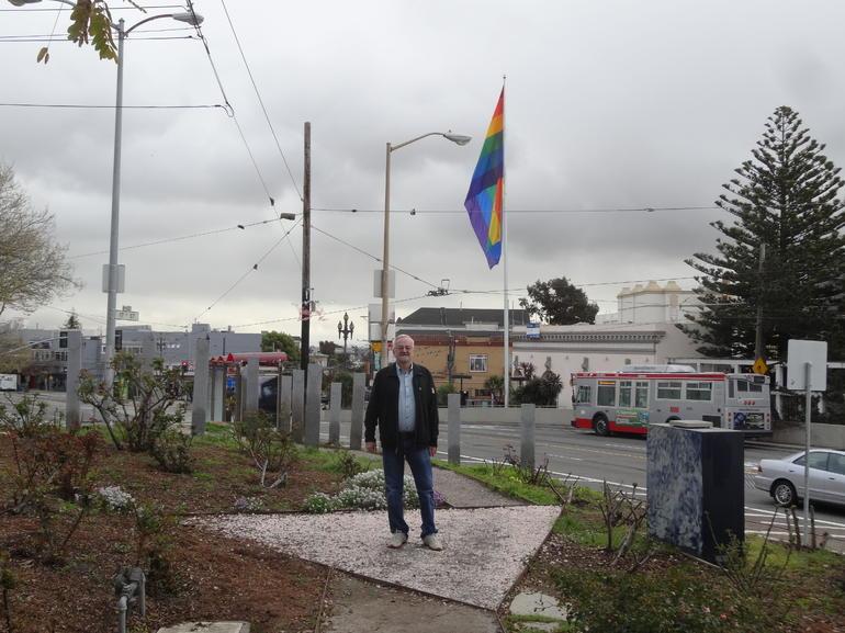 Pink Triangle Park - San Francisco