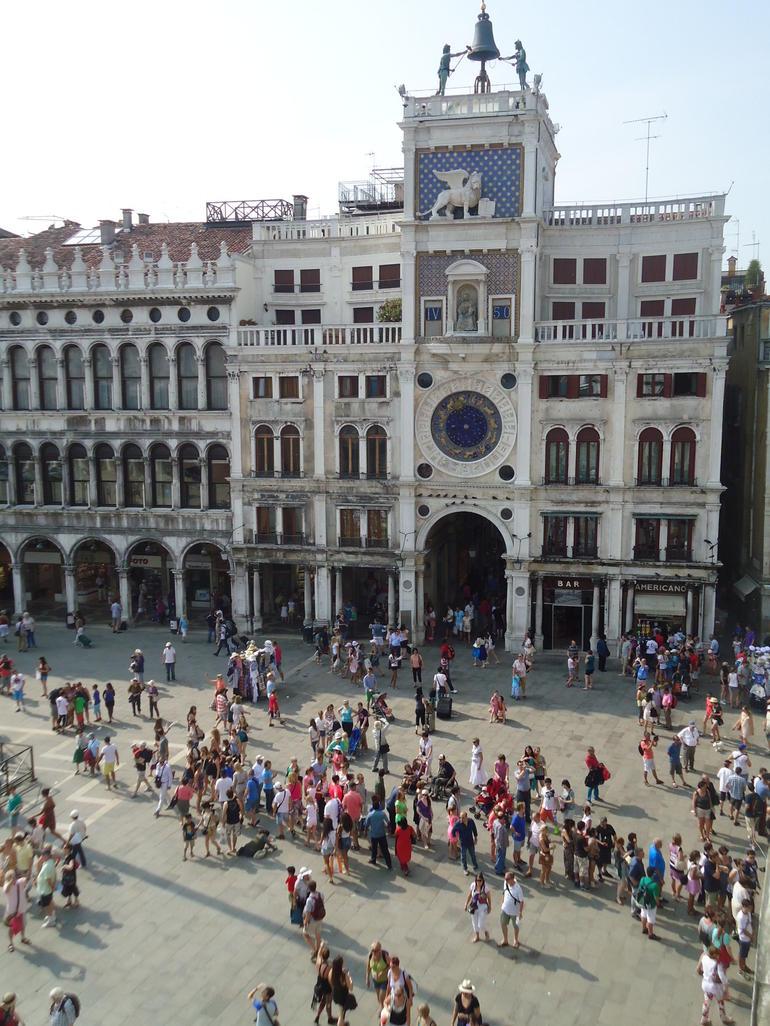plaza s. marco - Venice