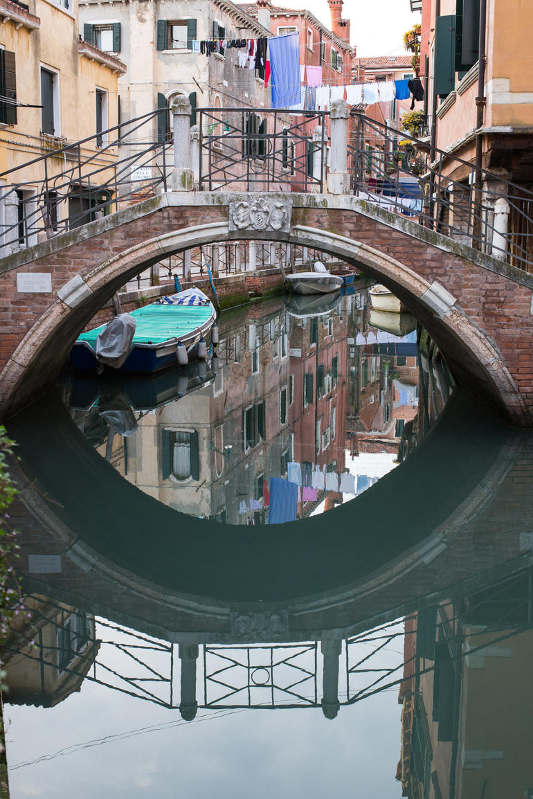 Reflections of Venice - Venice