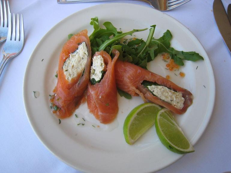 Salmon Remoulade - Sydney