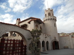 Nice tour of the castle in Death Valley , Judy M - February 2015