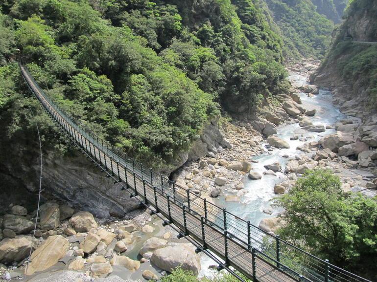 Taroko Gorge - Taipei