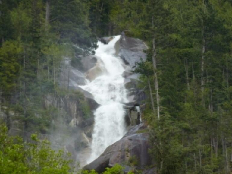 Vancouver to Whistler by Train Rail Tour - Vancouver
