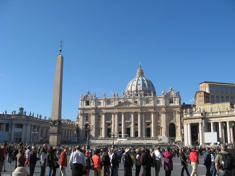 Vatican, Roma - Rome