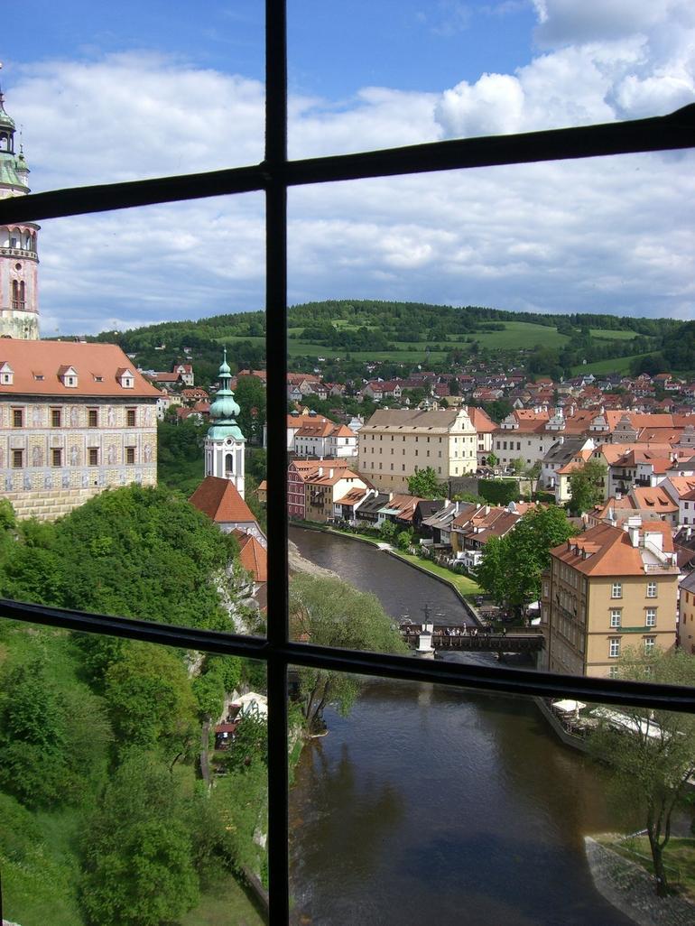 view - Prague