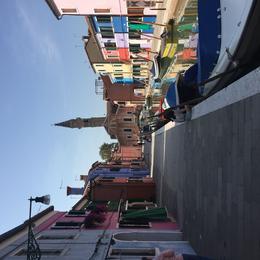 Burano's leaning tower , John F - November 2016