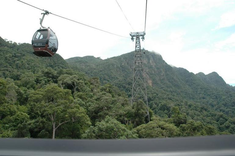 Cable Car Ride, Langkawi Island - Langkawi