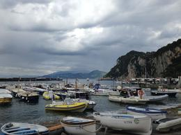 From the Port of Capri. , Jennifer C - May 2014