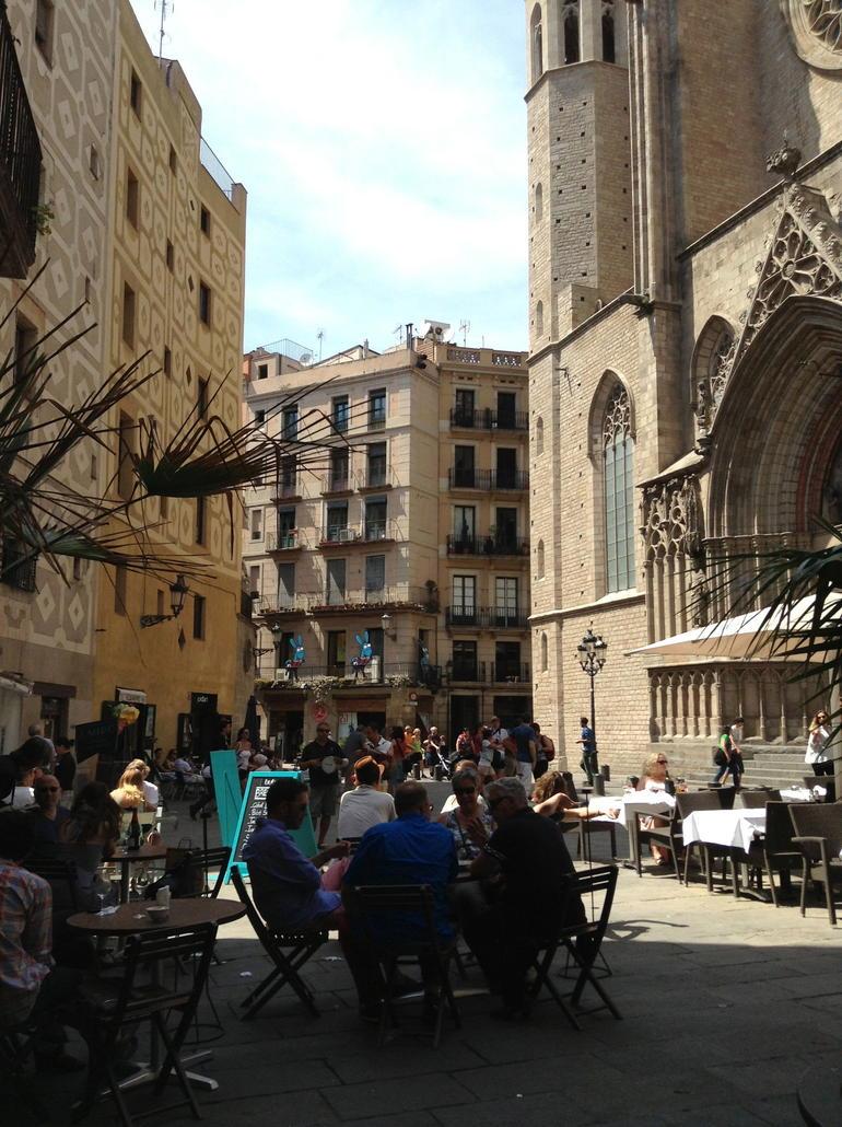Fat Tire Bike Tour in Barclona - Barcelona