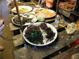 Fried food ala Cambodia , Cedric R - September 2014