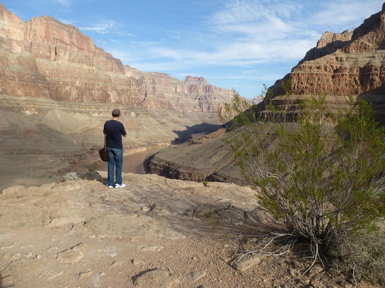Grand Canyon Landing Site on the All American - Las Vegas