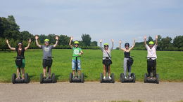 Our group loved zipping around Versailles on the Segways. A great way to see the gardens and such fun! , sally.cruickshanks - July 2016