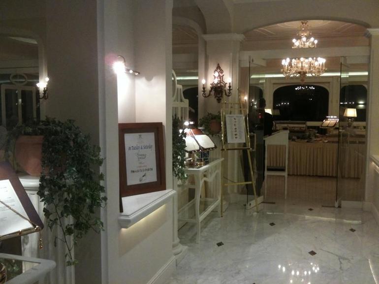 Hotel's Restaurant - Rome