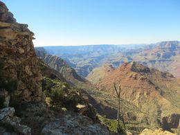 One of the views from the Desert View lookout , Sandee W - October 2015