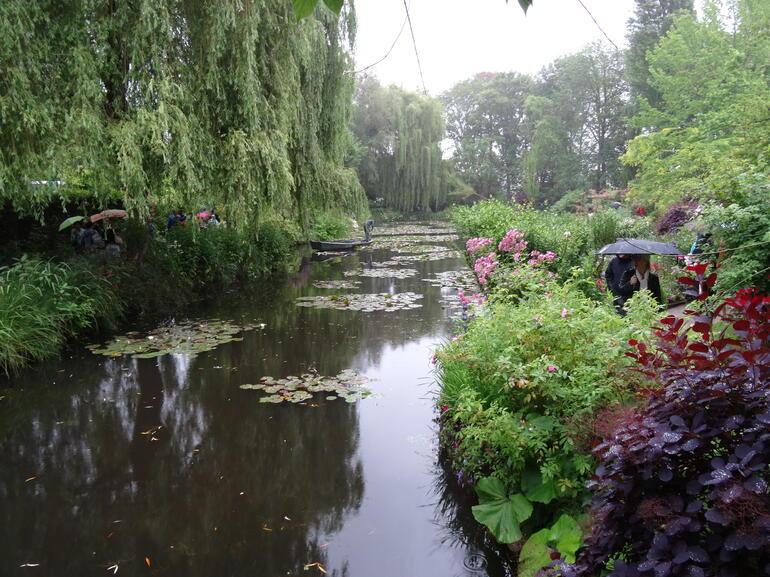 Monet's Garden - Paris