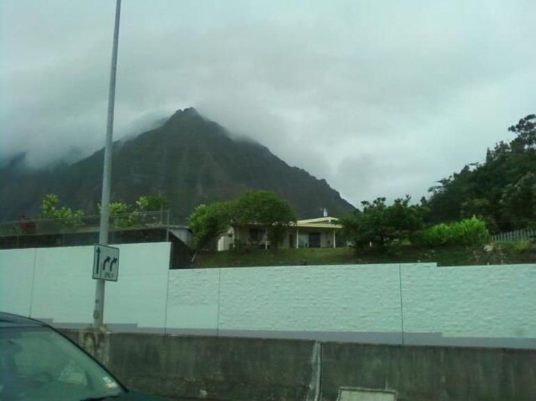 mountain 1 - Oahu