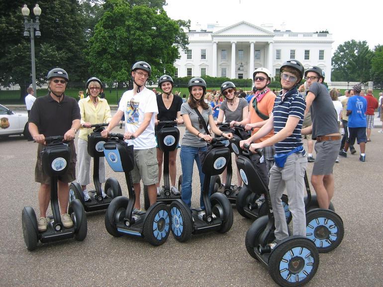Okie Segway Tour 2010 - Washington DC